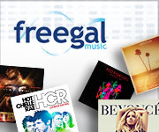 Freegal Music Graphic